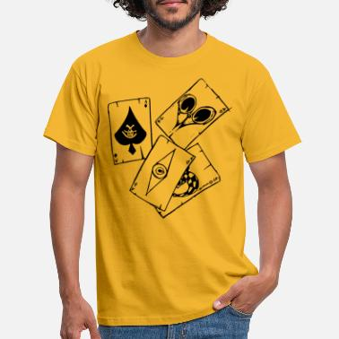 Card Game card game - Men's T-Shirt