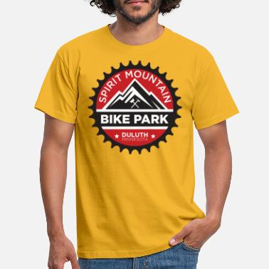 spirit mountain bike park - Men's T-Shirt