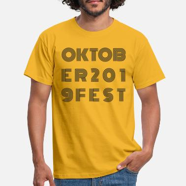 1901 1901 SPR Oktoberfest 03 - Men's T-Shirt