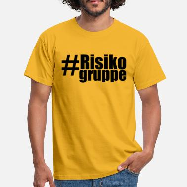 Risk group - Men's T-Shirt