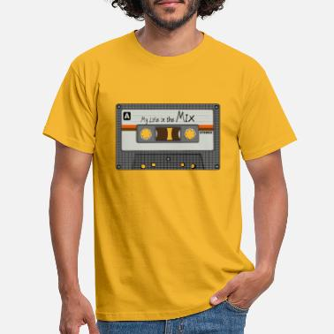 Tape TAPE in the mix - Männer T-Shirt