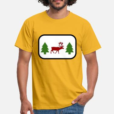 Christmas Carols WHN x-mas tree Christmas party - Men's T-Shirt