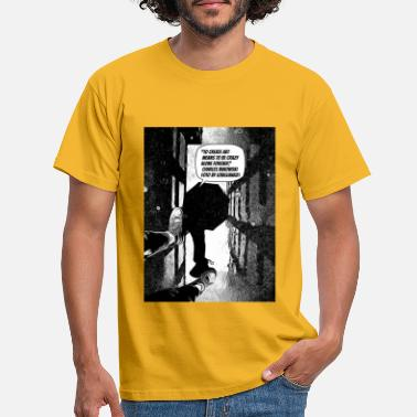 Street's by Loveleana21 - Männer T-Shirt