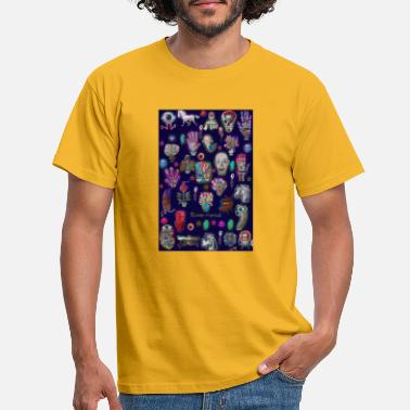 Pop pop surrealisme 2020 12 - T-shirt mænd