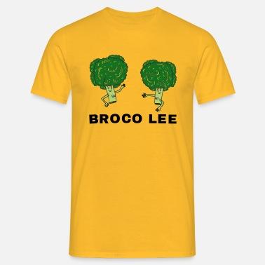BROCO LEE Baseball T skjorte for menn | Spreadshirt