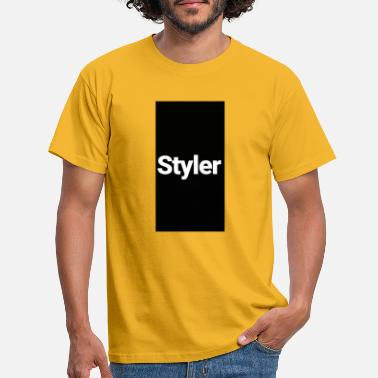 Styler Styler - Men's T-Shirt