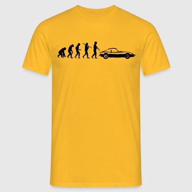 Opel GT evolution - Männer T-Shirt