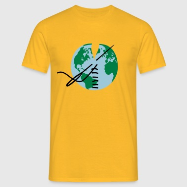 One World - Men's T-Shirt