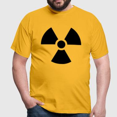 Radioactive Nuclear Danger - Camiseta hombre
