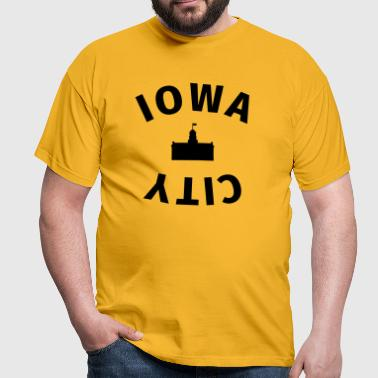 Iowa City - Männer T-Shirt