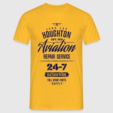 John Lee Houghton - Shirt Version - Männer T-Shirt