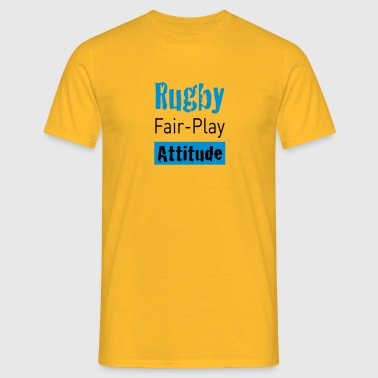 rugby_fair-play - T-shirt Homme