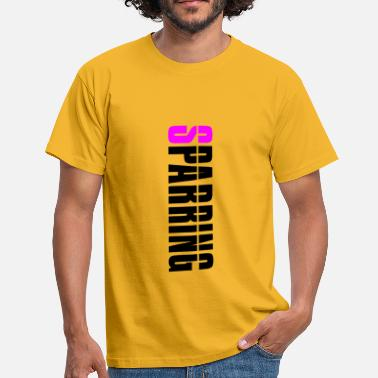 Sparring SPARRING ROZE - Mannen T-shirt