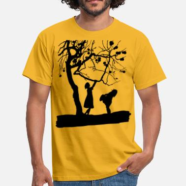 Apple Tree The Apple tree - Men's T-Shirt