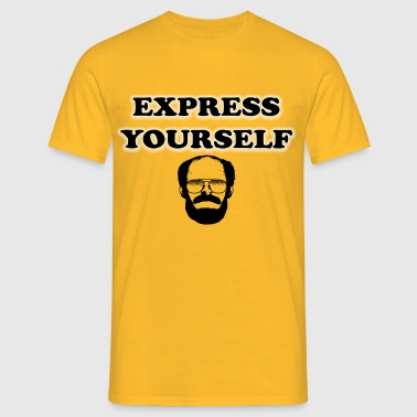 Express Yourself - Sammy - Mannen T-shirt