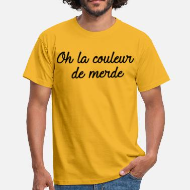 Nice BRICE COULEUR - T-shirt Homme