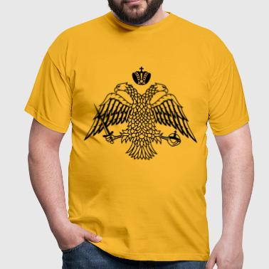 Athos Coat of Arms - Männer T-Shirt