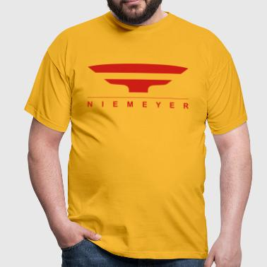 Niemeyer Logo - Men's T-Shirt