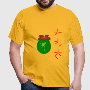 Oeuf Alien - Men's T-Shirt