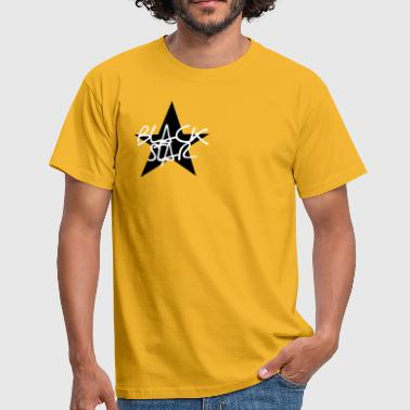 black star - T-shirt Homme