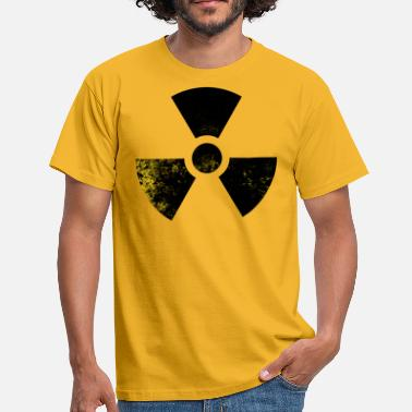 Radioactive Radioactive old - Men's T-Shirt