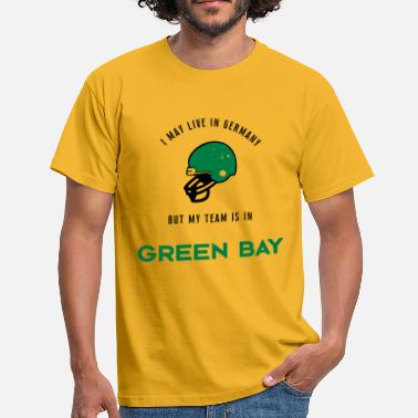 Green Bay Packers Green Bay - Männer T-Shirt
