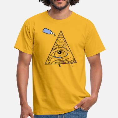 All Seeing Eye All Seeing Eye - Mannen T-shirt