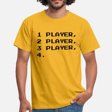 Multiplayer MULTIPLAYER - Men's T-Shirt