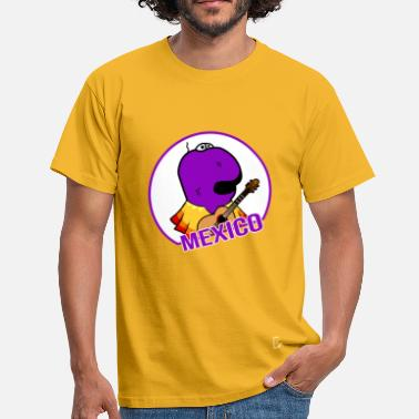 Mexico Mexico - T-shirt Homme