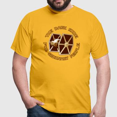 600 ordinary people brown - Men's T-Shirt