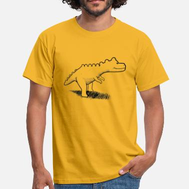 Cute Dinosaur Cute dinosaur - Men's T-Shirt