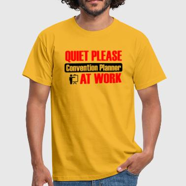 Convention Planner - Männer T-Shirt