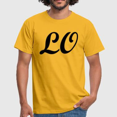 LO - T-shirt Homme
