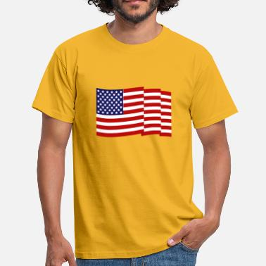 State Flag United States flag - Men's T-Shirt