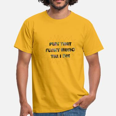 Mp3 zso play that - Men's T-Shirt