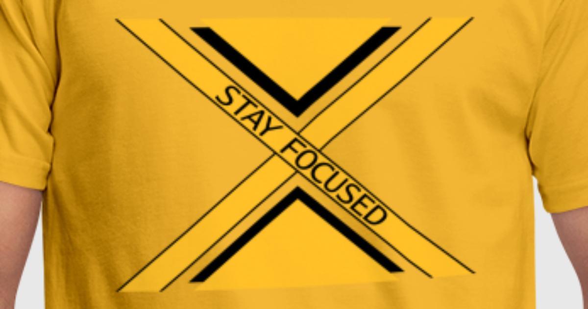 x strich logo balken fokusiert stay focused koenig von Style-o-Mat ...