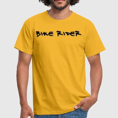Bike Rider - Men's T-Shirt