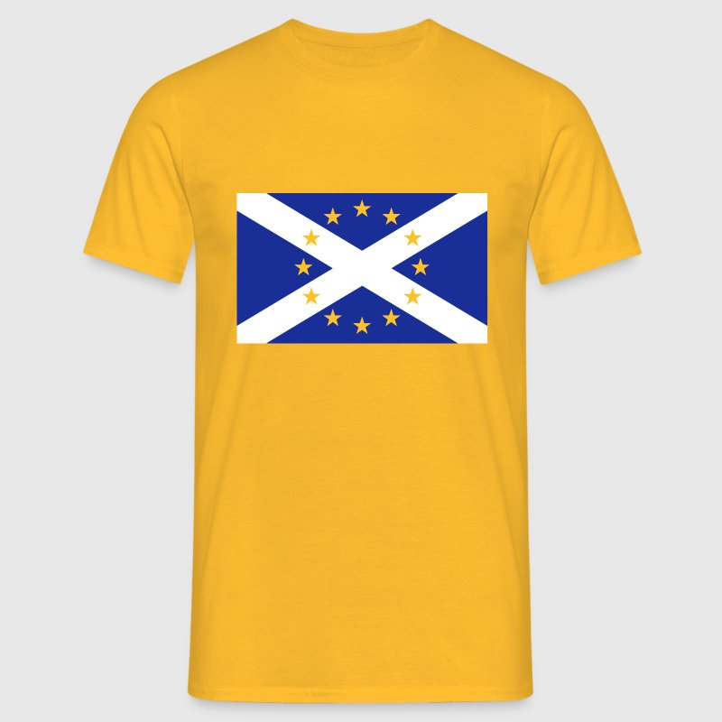 Scotland in the EU - Men's T-Shirt
