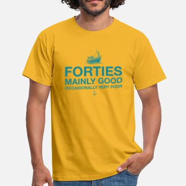 Forties Forties - Men's T-Shirt