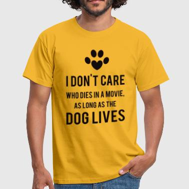 Dogs - Men's T-Shirt
