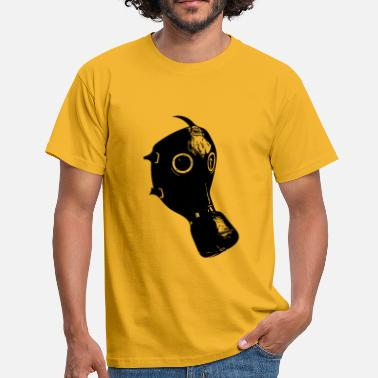 Gas Masks Gas mask - Men's T-Shirt