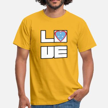 Micronesia Love Land Roots Micronesia - Men's T-Shirt