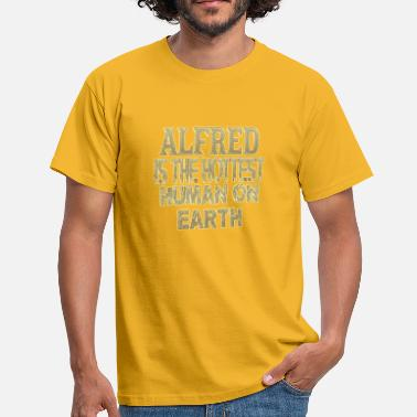 Alfred Alfred - Men's T-Shirt