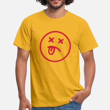 Smiley - SMILE - T-shirt Homme