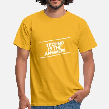 Techno Sports TECHNO - Men's T-Shirt