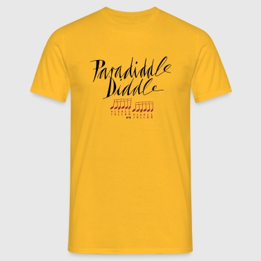 paradiddle_diddle1 - Männer T-Shirt