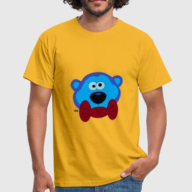 Billy Niño Billy TheBlueMonkey Affe YouTube Party Fun Monkey - Camiseta hombre