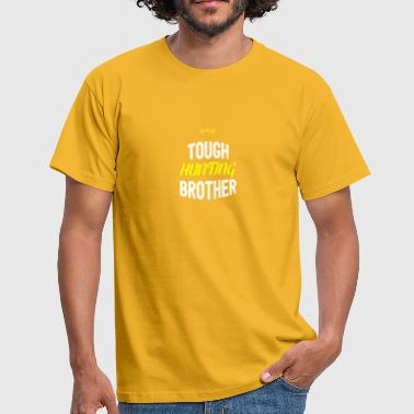 Affligé BROTHER HUNTING TOUGH - affligé - T-shirt Homme