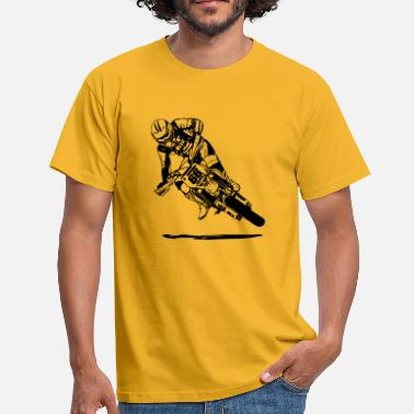 Supermoto - Supermotard - Men's T-Shirt