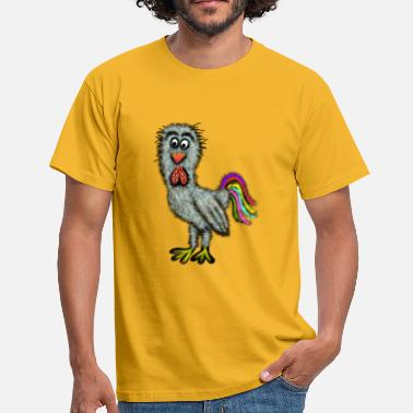 Pollas Gay Gallo gay - Camiseta hombre